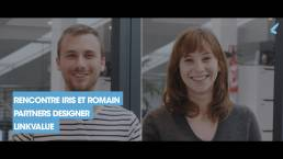 LINKVALUE JOBS _ IRIS & ROMAIN, UX DESIGNERS